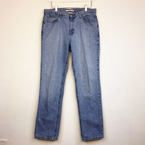 Tommy Hilfiger High Rise Classic Fit Jeans Size 14
